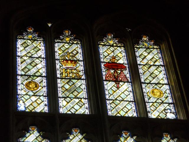 Le vetrate del Christ Chrurch College, ad Oxford, decorate con le illustrazioni di Alice nel paese delle meraviglie http://www.carrollpedia.it/lewis_carroll/vetrate_christ_church_college/