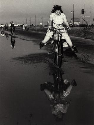 Donna-in-bicicletta
